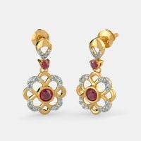 The Gathika Drop Earrings