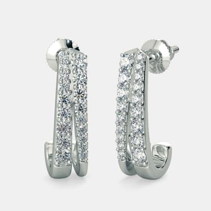 The Nikolai J Hoop Earrings