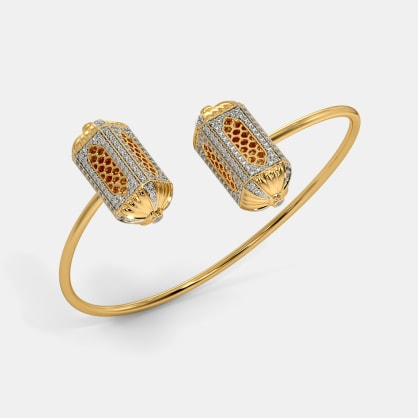 The Lambadi Oval Bangle
