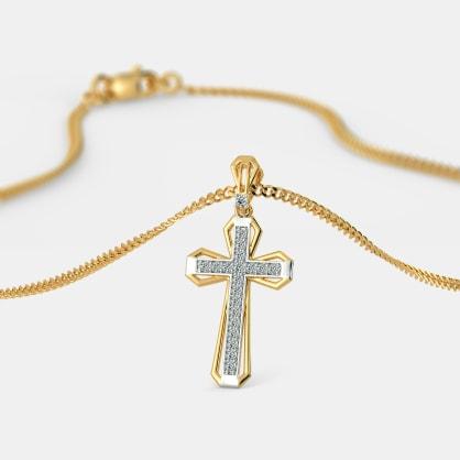 The Asher Cross Pendant