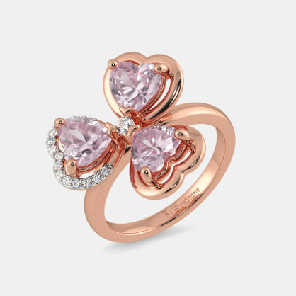 The Elea Heart Ring