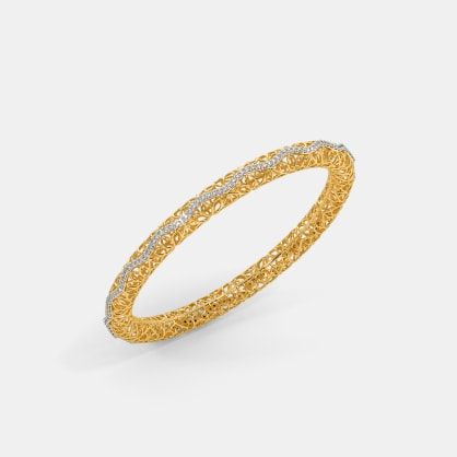 The Joice Round Bangle