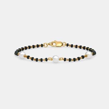 The Kalika Mangalsutra Bracelet