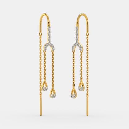 The Aasim Sui Dhaga Earrings