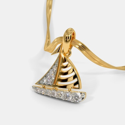 The Boat Pendant For Kids
