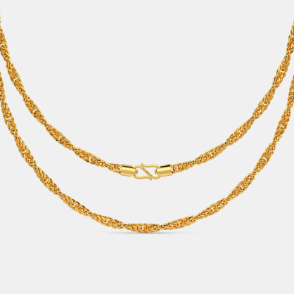 The Navika Gold Chain
