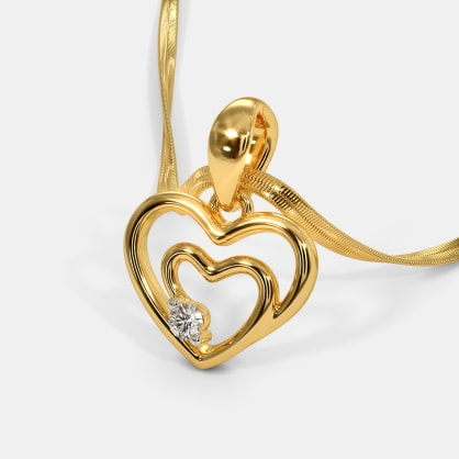 The Splendid Heart Pendant