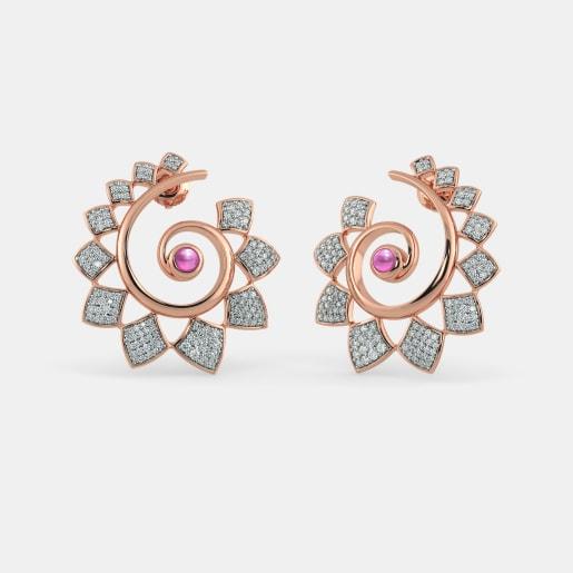 The Lailah Stud Earrings