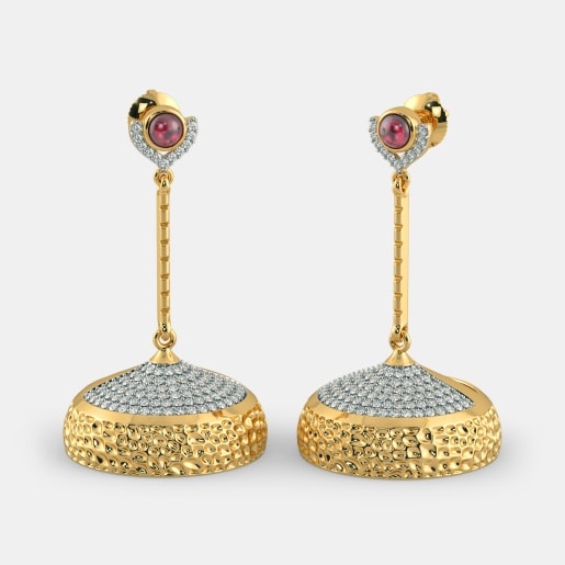 The Magnificence Drop Earrings