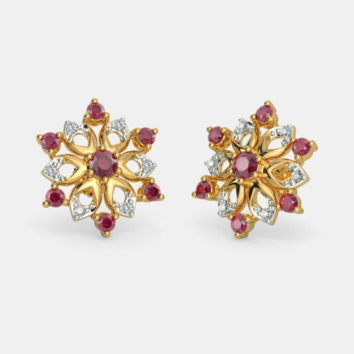 The Dipali Stud Earrings