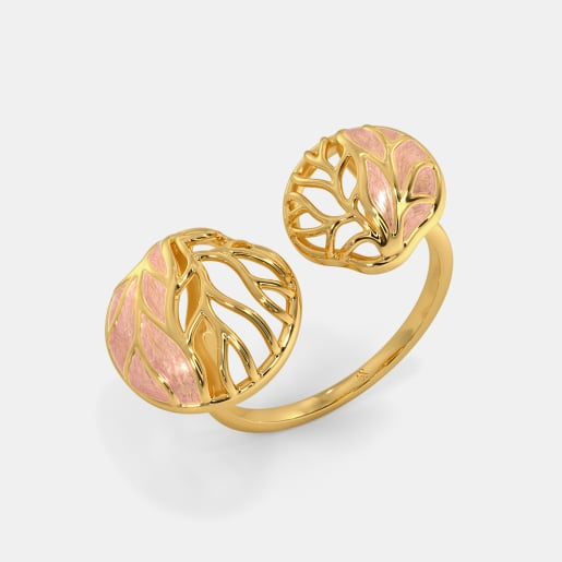 The Amphine Top Open Ring