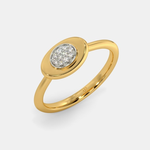 The Ilias Pave Ring
