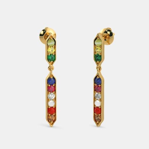 The Navyaksh Drop Earrings