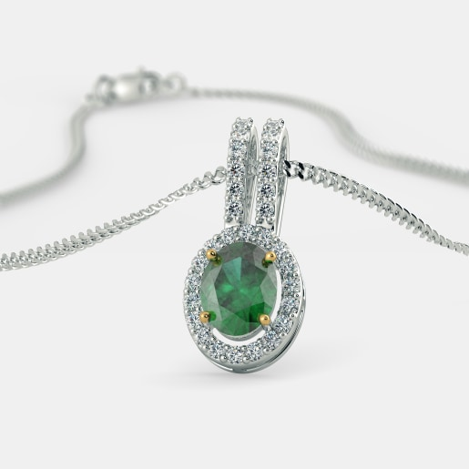 The Stately Charm Pendant