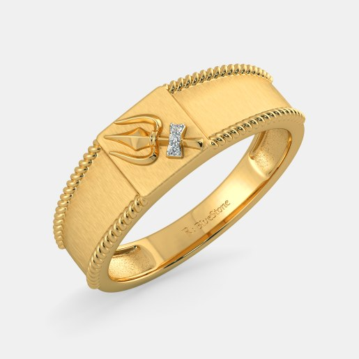 The Rajasvi Trishool Ring