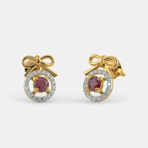 The Sabella Stud Earrings