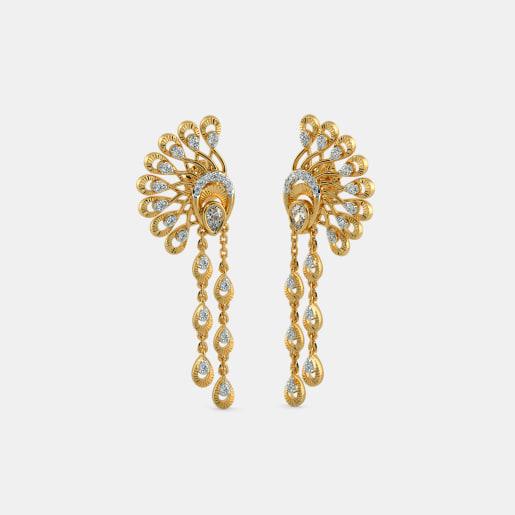 The Akila Drop Earrings