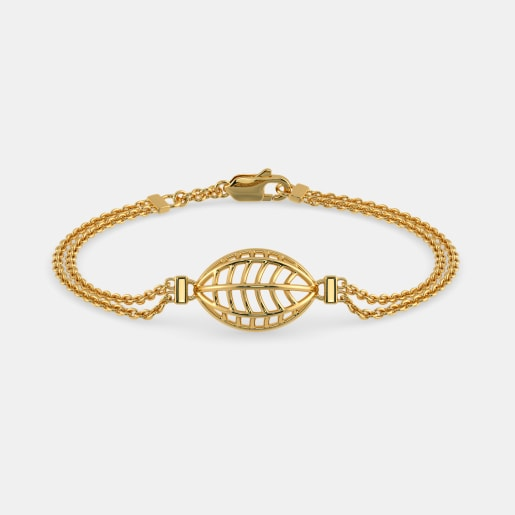 The Astounding Shell Bracelet