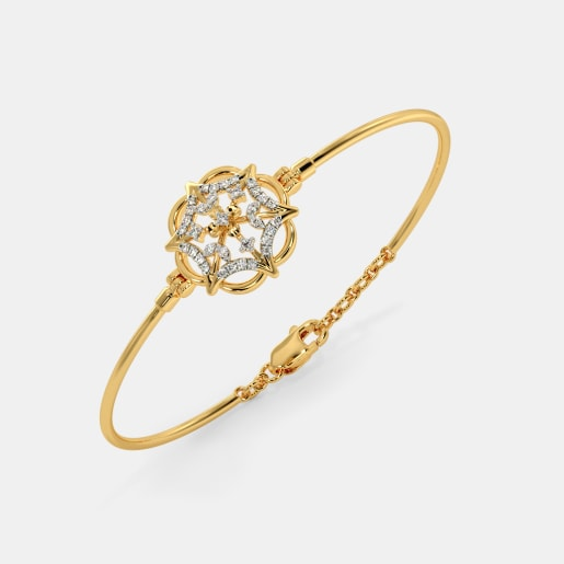 The Wilaya Oval Bangle
