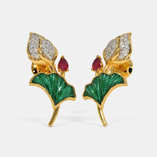 The Yua Stud Earrings