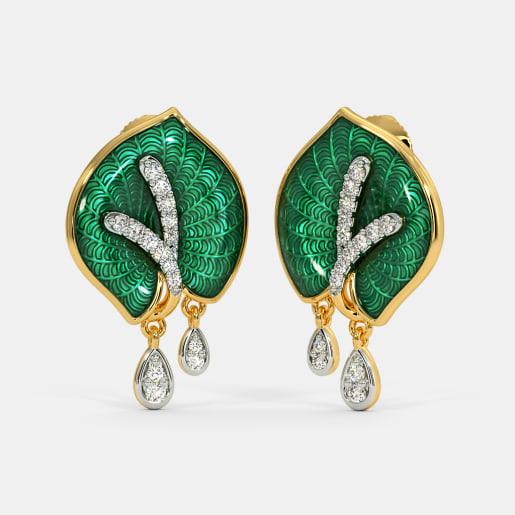 The Indivar Drop Earrings
