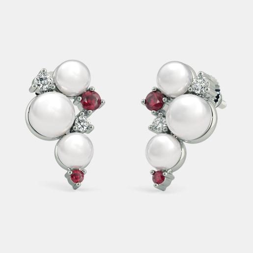 The Shellina Stud Earrings