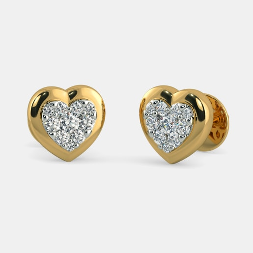 The Agata Stud Earrings