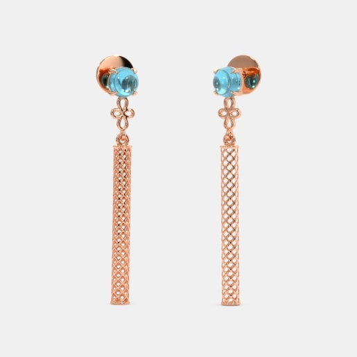 The Eliora Drop Earrings