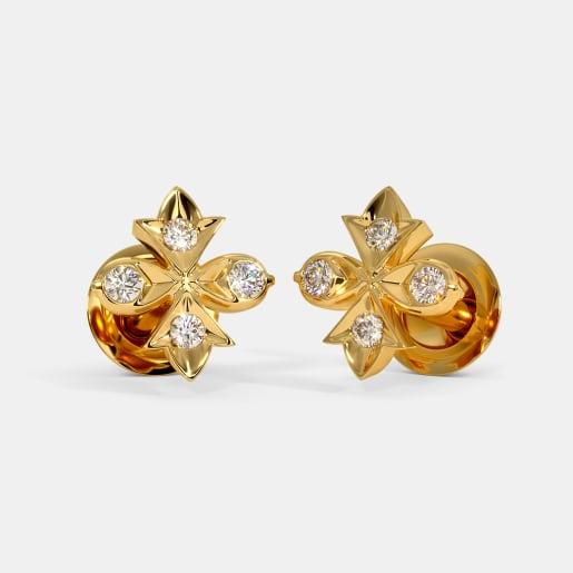 The Wamika Stud Earrings