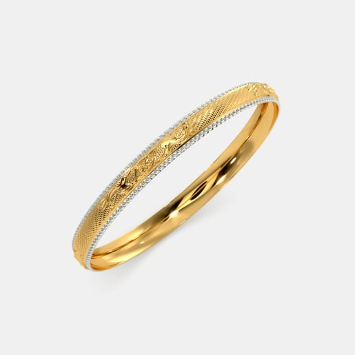 The Ethereally Crafted Bangle
