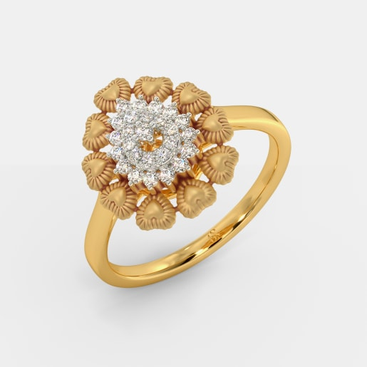 The Padmalaya Petal Ring