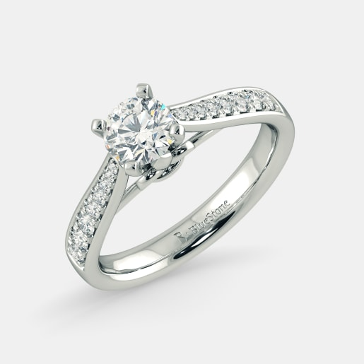 The Subtlely Charming Ring