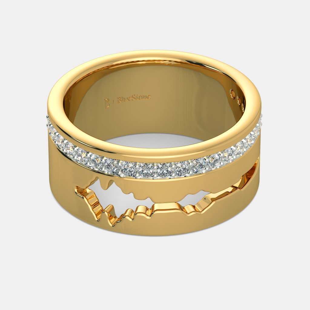 19dd59ffc2d The Sparkle Of Love Ring For Her | BlueStone.com