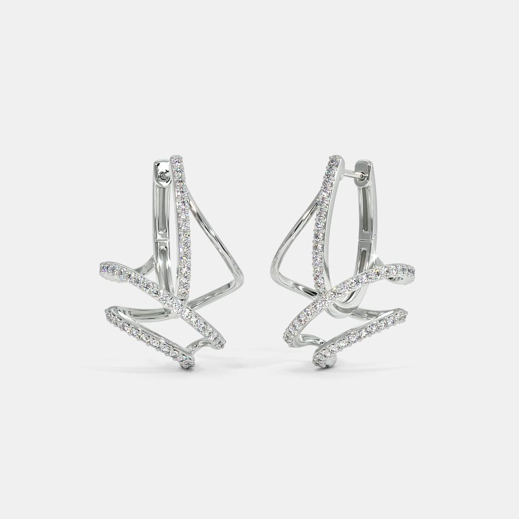 The Candia Hoop Earrings