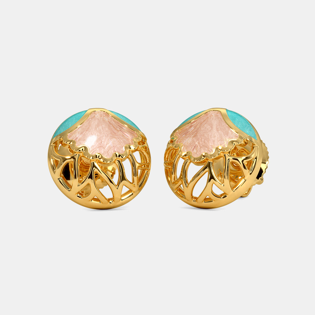 The Valonia Stud Earrings