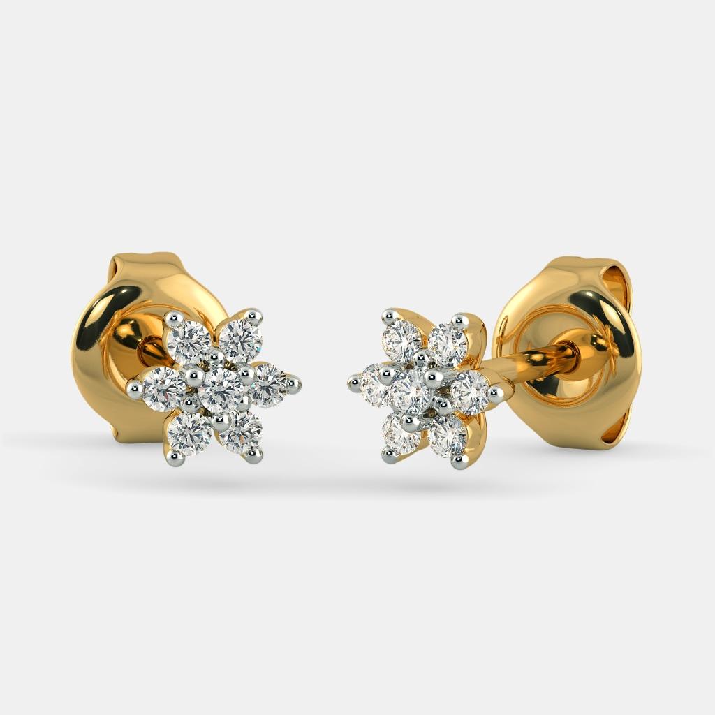 The Hamsa Earrings