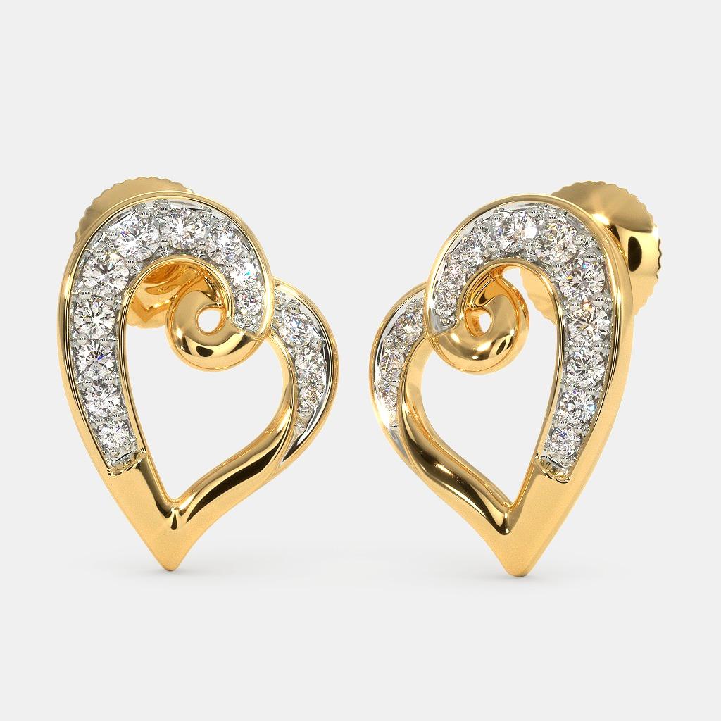 The Irma Stud Earrings