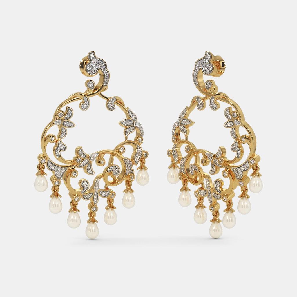 The Ashnah Chand Bali Hoop Earrings