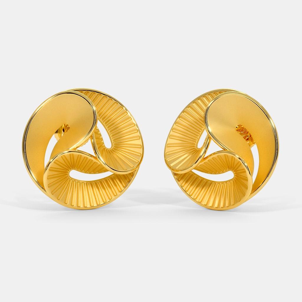 The Sovann Stud Earrings