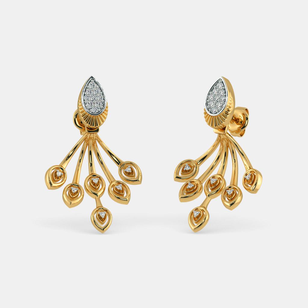 The Karika Stud Earrings