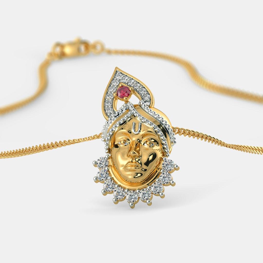 The Shrinathji Pendant