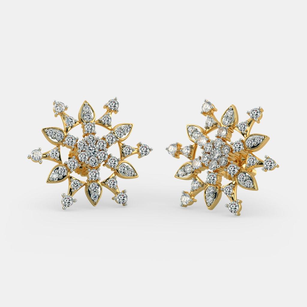 The Prajwalit Taara Stud Earrings