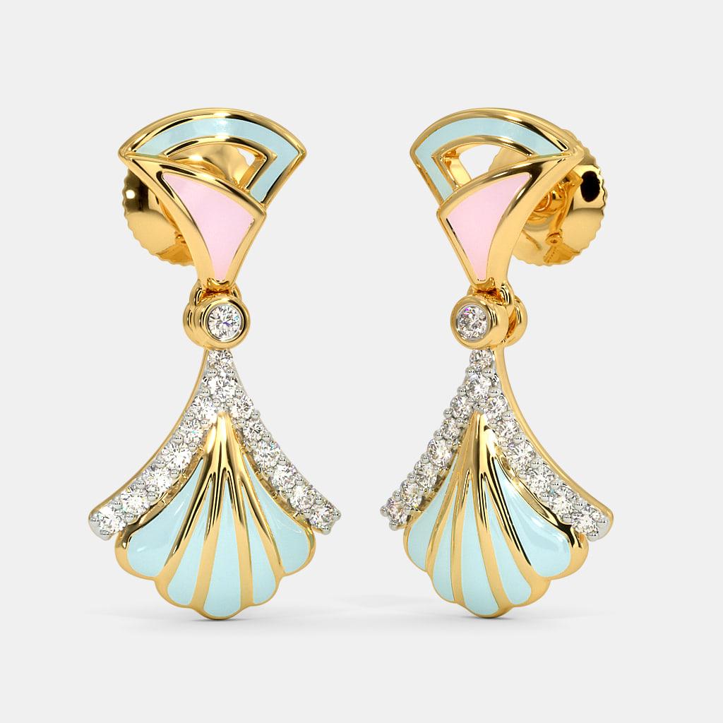 The Esmme Drop Earrings