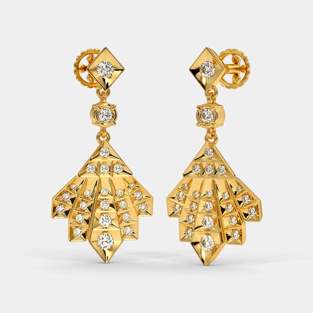 The Atti Drop Earrings