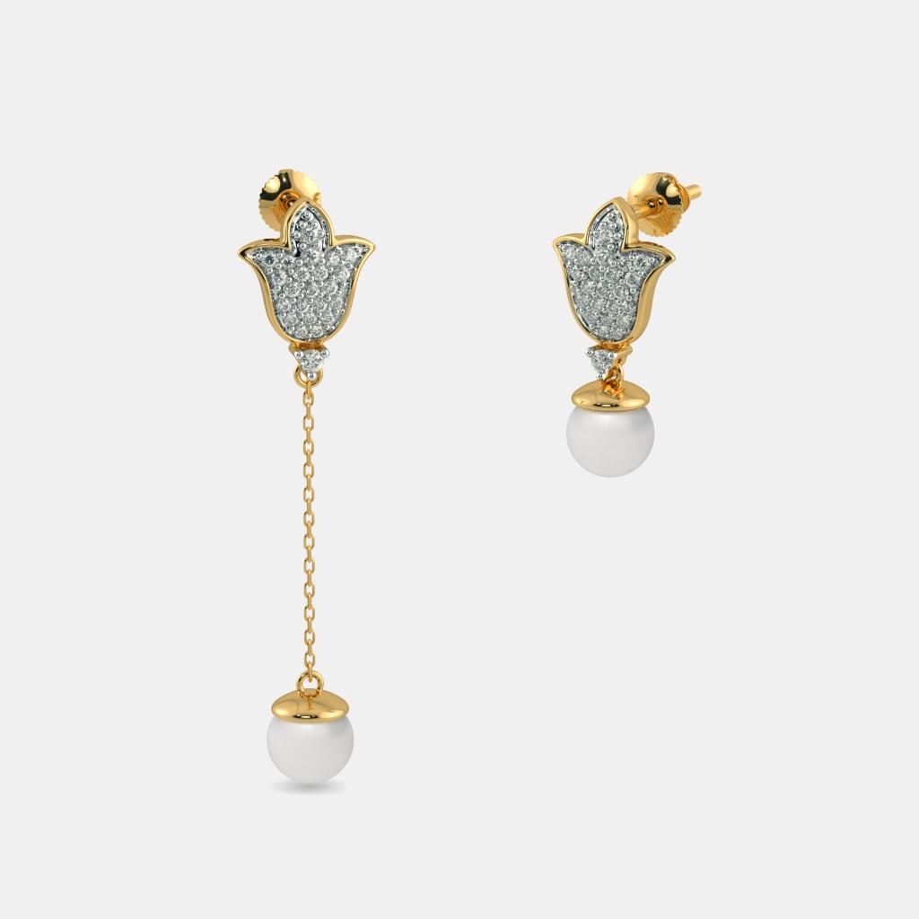 The Vertex MisMatch Earrings