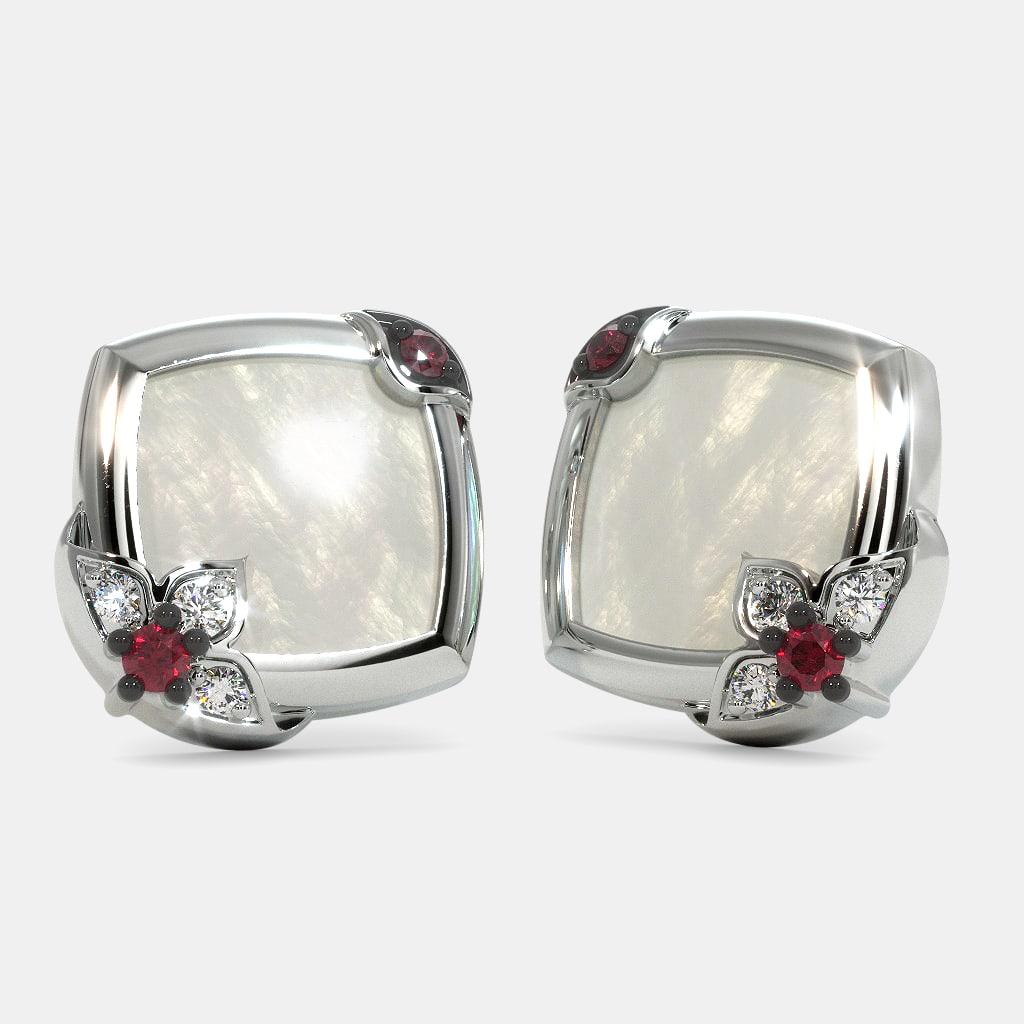The Ghiz Stud Earrings