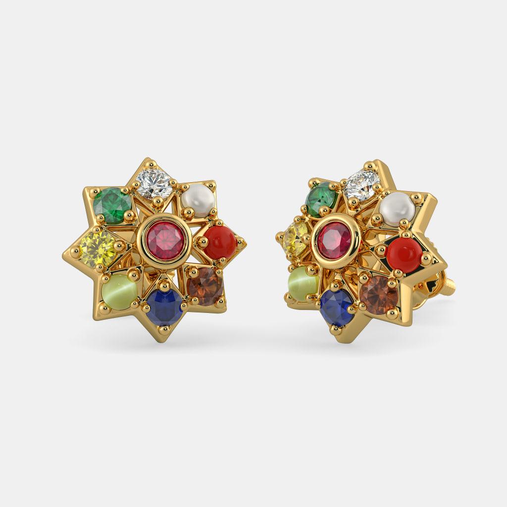 The Manisha Earrings