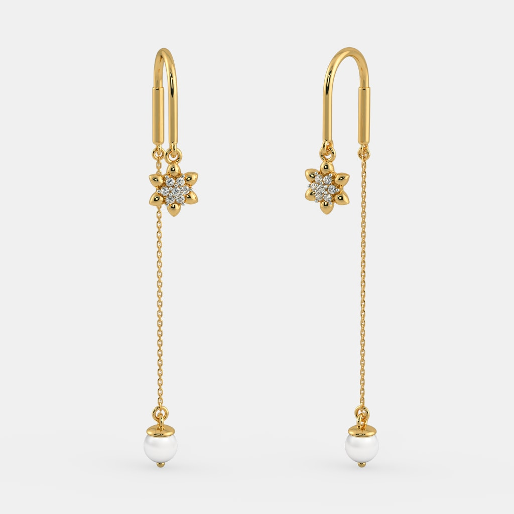 The Bright Star Earrings