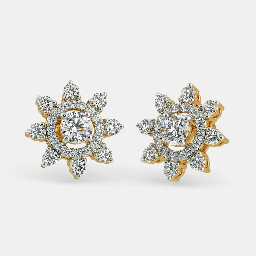 The Royal Chakra Earrings Mount