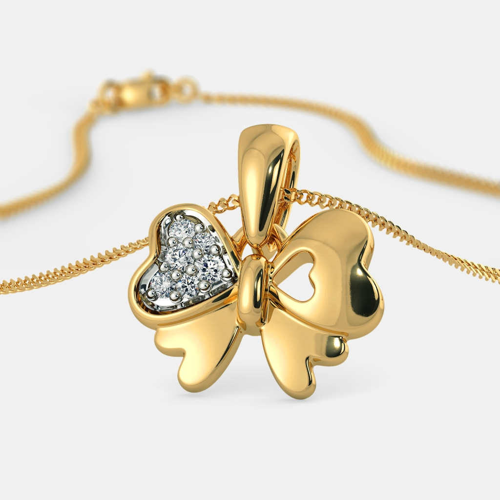 The Butterfly Banter Pendant For Kids